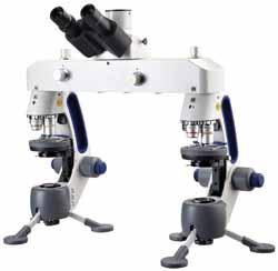 Swift M3-F Forensic Comparison Microscope Picture